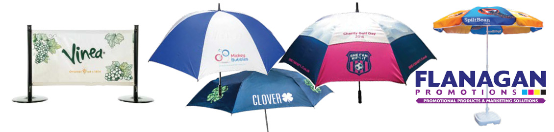 Customised Umbrellas